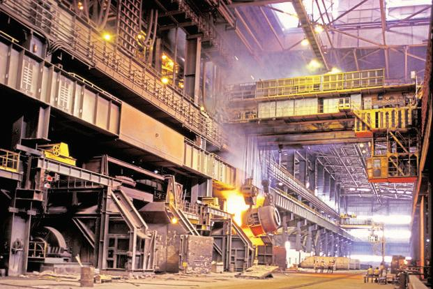 A file photo of Durgapur Steel plant.