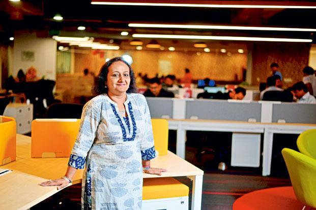 Anita Nayyar says the reach and cost efficiency of television cannot be disputed, but if the infrastructure is in place, then digital will take the cake. Photo: Pradeep Gaur/Mint