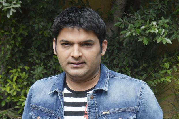 A file photo of popular television host and comedian Kapil Sharma.