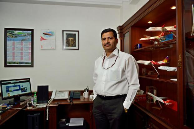 Air India wants to do a debt  restructuring exercise, the 'fill more and fly more' policy has improved operational efficiency so far: Ashwani Lohani - Livemint - Livemint