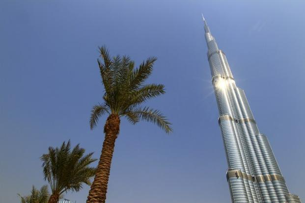 The Kerala-born is believed to be one of the largest private owners within the Burj Khalifa, the world's tallest structure. Photo: AFP
