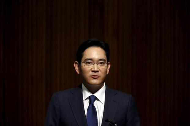 Jay Y. Lee, the company's vice chairman and the only son of Samsung Electronics chairman Lee Kun-hee. Photo: Reuters