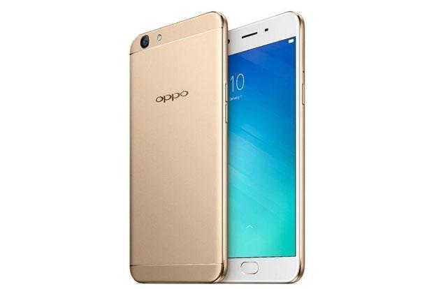 Oppo F1s has a 16-megapixel front-facing camera