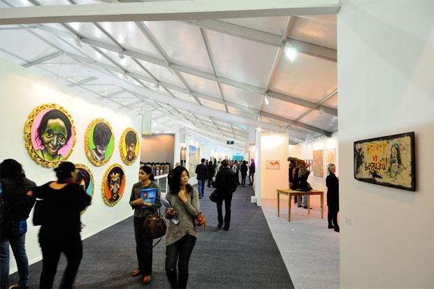 Image result for india art fair