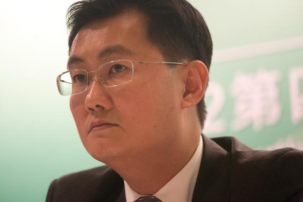 Ma Huateng, China's third-richest person, said in December that internal competition is a necessary driver of innovation. Photo: Bloomberg
