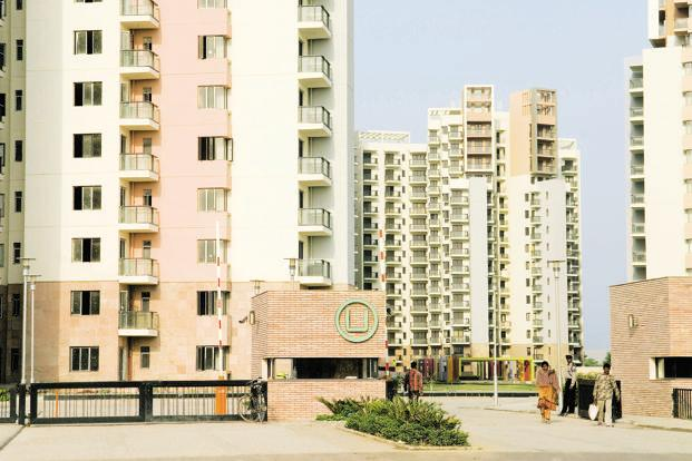 Unitech posted a net loss of Rs44.82 crore in the June quarter compared to a loss of Rs279.63 crore a year ago. Photo: Mint