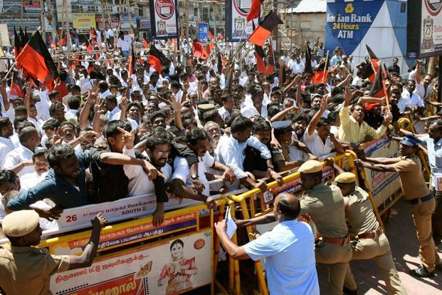 Cauvery riots, below-par rainfall and rupee trouble
