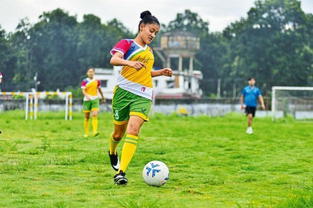 Our cover story on sports and girls takes us to meet young Tibetan footballers. Photo: Priyanka Parashar/Mint