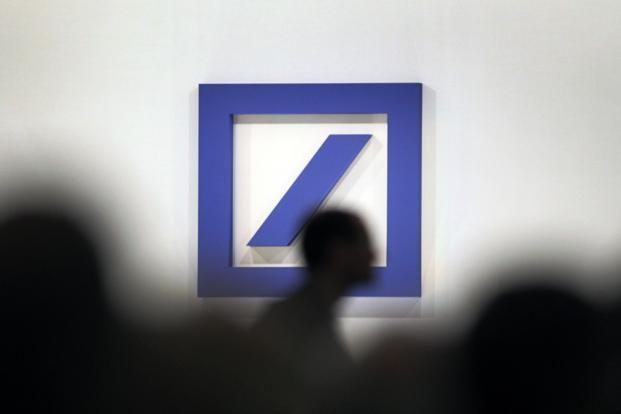 Deutsche Bank has no intent to settle these potential civil claims anywhere near the number cited, the company said in a statement. Photo: AFP