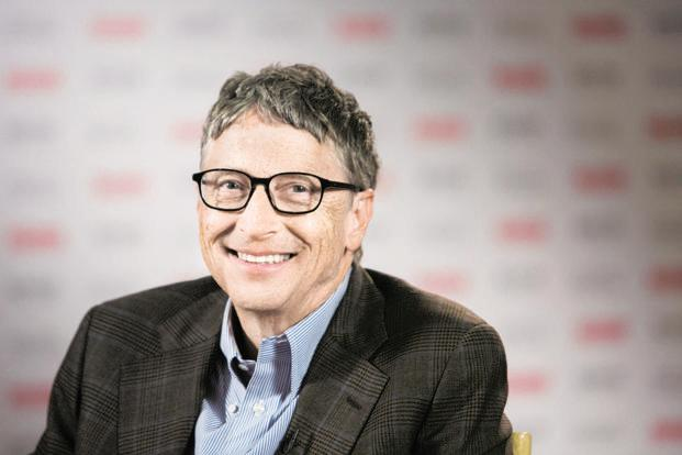 Bill Gates' net worth would help create 1,37,296 businesses, at a cost of $605 apiece if distributed to local entrepreneurs in the US. Photo: Bloomberg