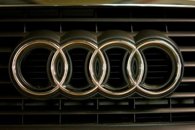 Audi has admitted that its 3.0 litre V6 diesel engine was fitted with emissions-control software, deemed as illegal in the US where the scandal has engulfed VW. Photo: Reuters