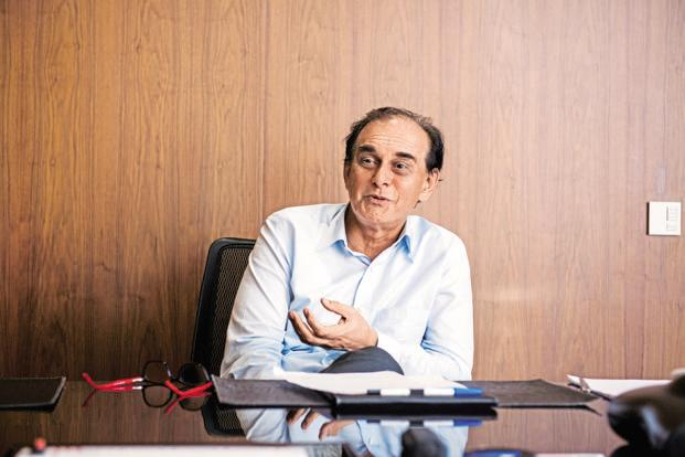 Harsh Mariwala, founder and chairman, Marico Ltd. Photo: Aniruddha Chowdhury/Mint