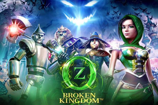 If you are into role playing games, 'Oz: Broken Kingdom' is a must download.