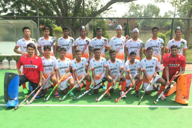 Many of these Indian players will get their first exposure to international hockey and Ahmad said this experience will help them prepare for their future.