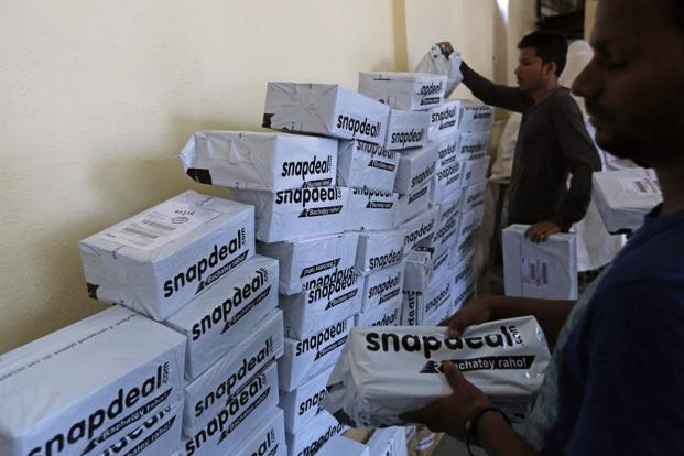 Snapdeal says shoppers will be able to choose from a wide range of products at great value hourly deals, with discounts up to 70%. Photo: Reuters
