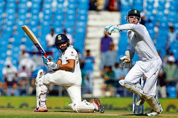 Rohit Sharma during the India-South Africa Test series in November. Photo: Amit Dave/Reuters
