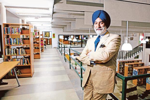 Max Group promoter Analjit Singh. The HDFC Life-Max Life merger will create the country's largest private sector life insurance company and will  lead to an HDFC Life Insurance IPO. Photo: HT