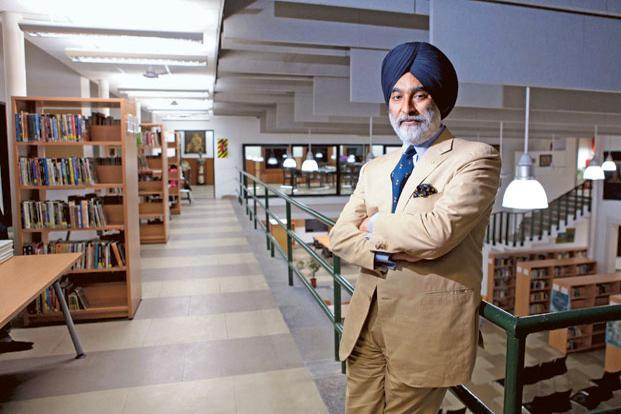 Analjit Singh says affinity and focus leads to execution, passion capital, heavy-lifting, good team equals to success.  Photo: Hindustan Times