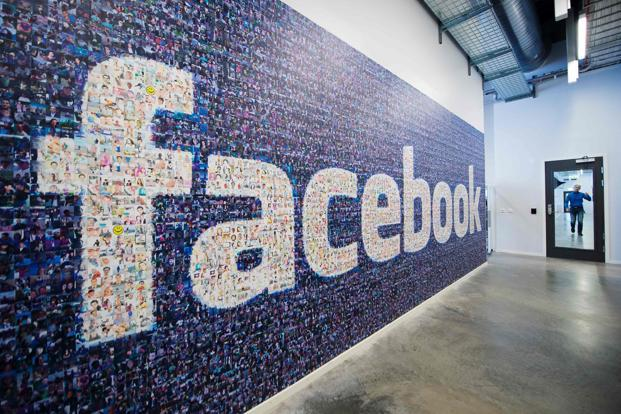 Facebook said in July its revenue growth will be slower in the coming quarters. Photo: AFP