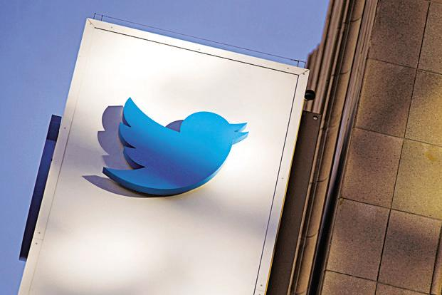 Twitter said the company was not liable if a user's tweet is used by someone else. Photo: Bloomberg