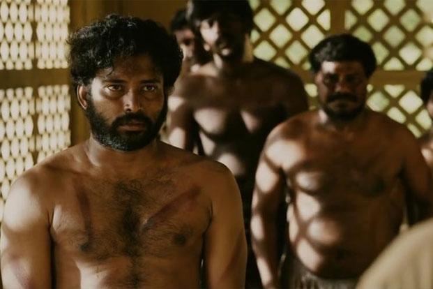 A still from the National Award-winning film 'Visaranai'.