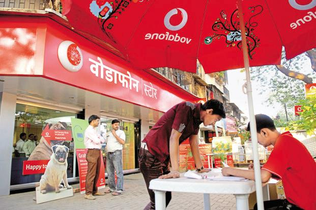 Vodafone is infusing the money at a time when India is preparing for its largest auction of telecom radio waves on 1 October.  Photo: Hemant Mishra/Mint