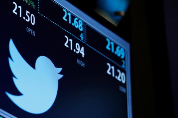 Twitter is struggling to add users with reports of potential exodus of advertisers in recent months. Photo: Reuters