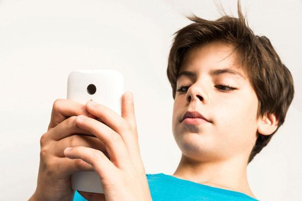 Kid or Child mode feature was first seen in Windows Phones. Photo: iStockPhotos