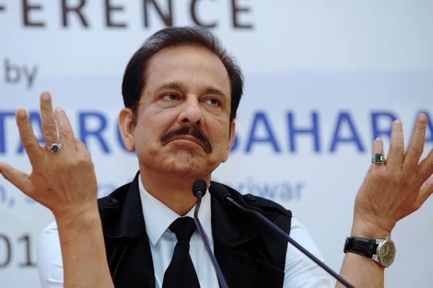 Last week, an SC bench ticked off the counsel pleading for extension of bail to Sahara group founder and chairman Subrata Roy in unusually strong terms. Photo: AFP
