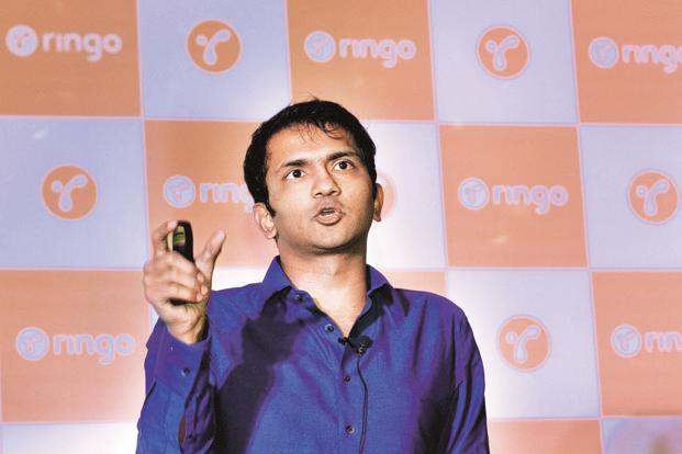 VMobi Solutions founder Bhavin Turakhia. Photo: Hindustan Times