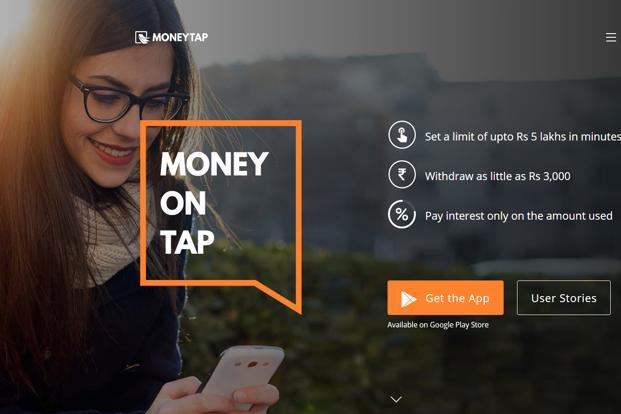 MoneyTap has partnered with banks such as RBL Bank to facilitate credit line services.