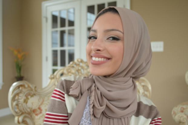 American journalist Noor Tagouri's appearance in the revamped Playboy is being hailed by many as a breakthrough, but others have hit out at the young woman.