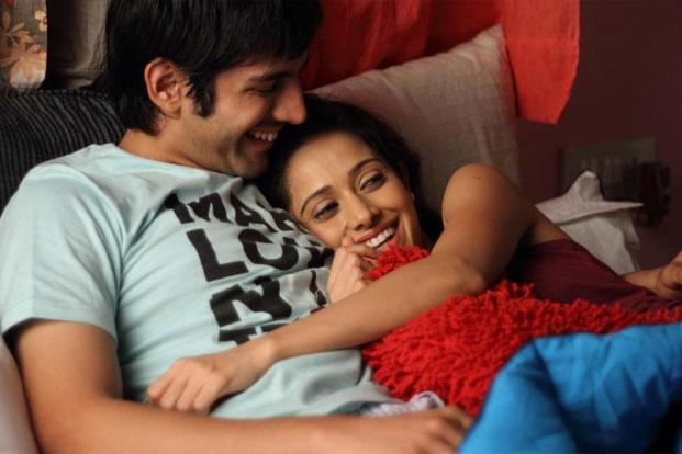 A still from 'Pyaar Ka Punchnama'