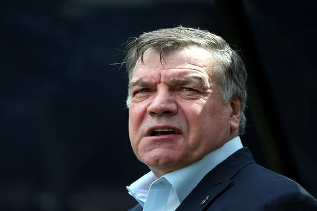 Sam Allardyce never even got a chance to manage England at the national stadium, Wembley, with his only game in charge a World Cup qualifying win in Slovakia earlier this month. Photo: AP