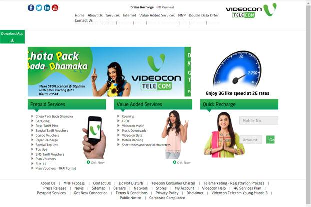 Videocon will even offer roaming services to its customers.