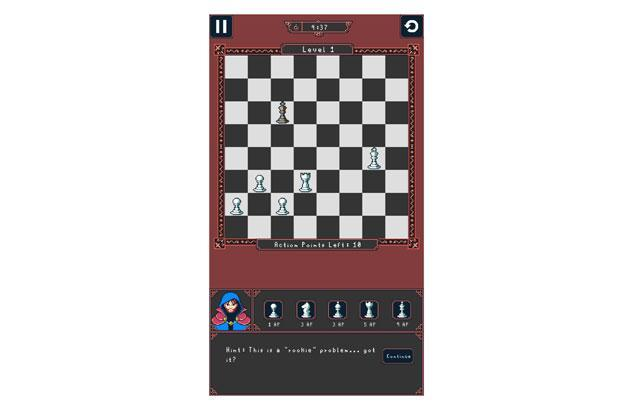 Moveless Chess is fun for chess fans looking for a something that is shorter and equally challenging