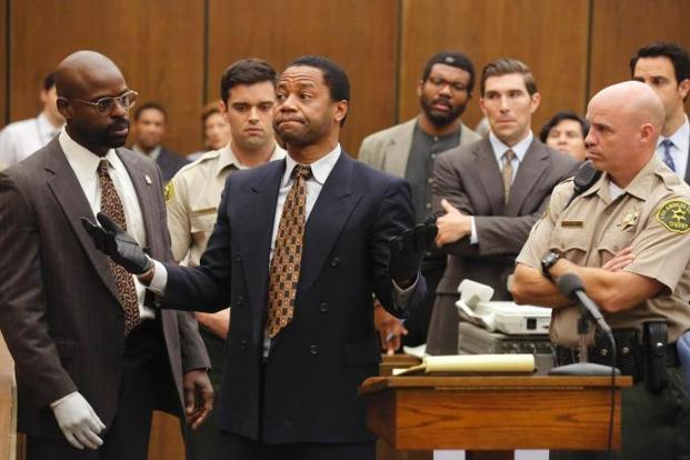 A still from 'American Crime Story: The People v. O.J. Simpson'