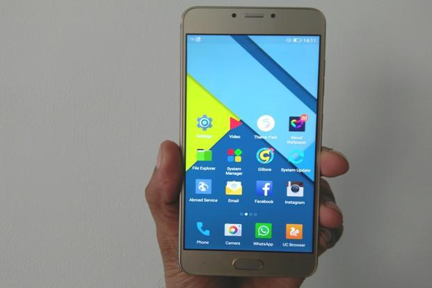 Gionee S6 Pro comes with a 5.5-inch display