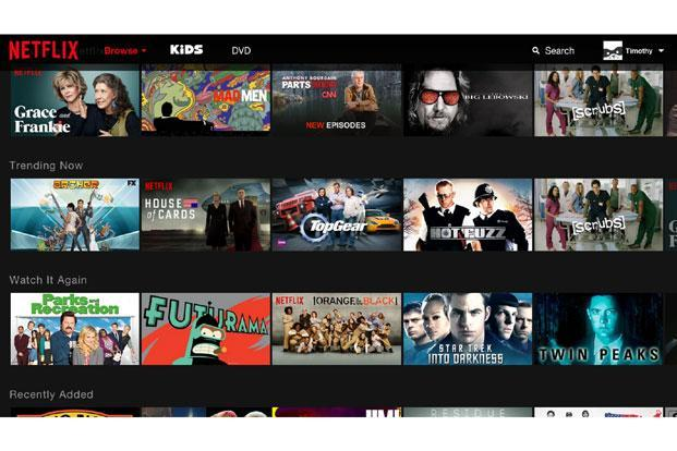 Netflix's Open Connect CDN has smart algorithms working all the time, to actively monitor what shows are more popular in which geolocation, and caches that content automatically at the local level.
