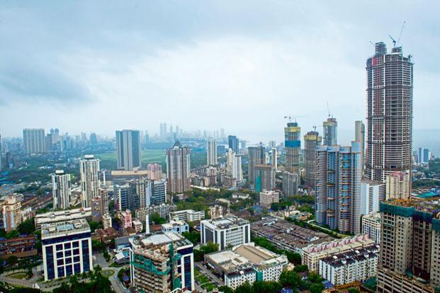 Commercial leasing activity, the bright spot in the real estate sector, has been steadily rising in the past four quarters, supported by an expansion in the services sector. Photo: Aniruddha Chowdhury/Mint