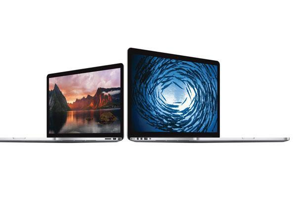 Apple MacBook Pro with Retina Display: Rs1,06,900