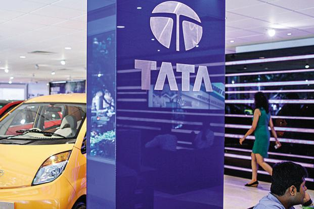 Tata Motors sells a range of passenger vehicles including the entry level small car Nano, newly launched hatchback Tiago and crossover vehicle Aria at a price range of <span class='WebRupee'>Rs.</span>2.15 lakh to <span class='WebRupee'>Rs.</span>16.3 lakh (ex-showroom Delhi). Photo: Bloomberg