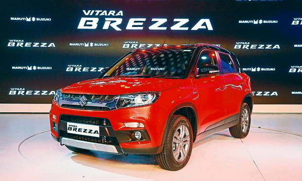 Maruti Suzuki registered a record domestic sales figure of 1,37,321 units in September on year-on-year basis. Photo: Ramesh Pathania/Mint