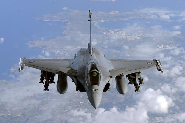 Under India's offsets policy, Dassault will have to procure Indian-manufactured products equivalent to 50% of the deal to help domestic defence manufacturing. Photo: AFP