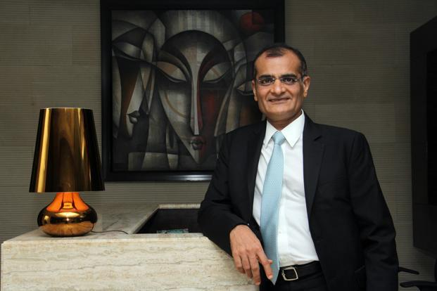 Rashesh Shah, chairman and chief executive, Edelweiss Group. Photo: HT