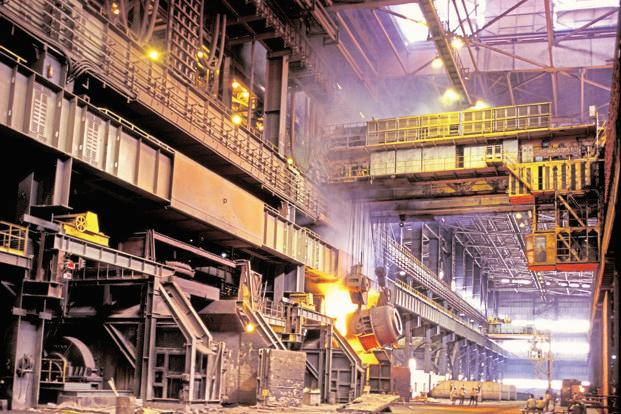 India's top three steel firms Tata Steel Ltd, Steel Authority of India Ltd (SAIL) and JSW Steel Ltd are adding fresh capacities in phases.