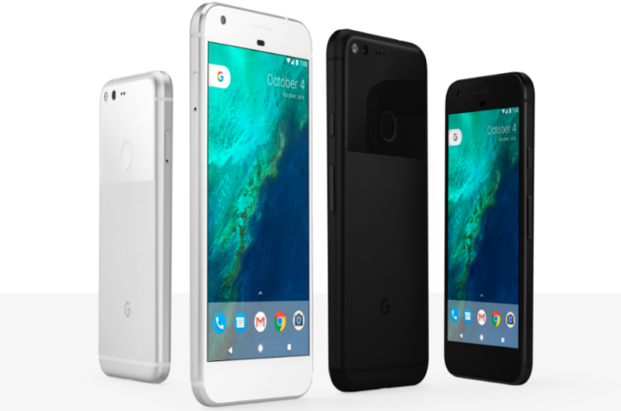 The Google Pixel phones will be arriving in India later this month, with a starting price of <span class='WebRupee'>Rs.</span>57,000.