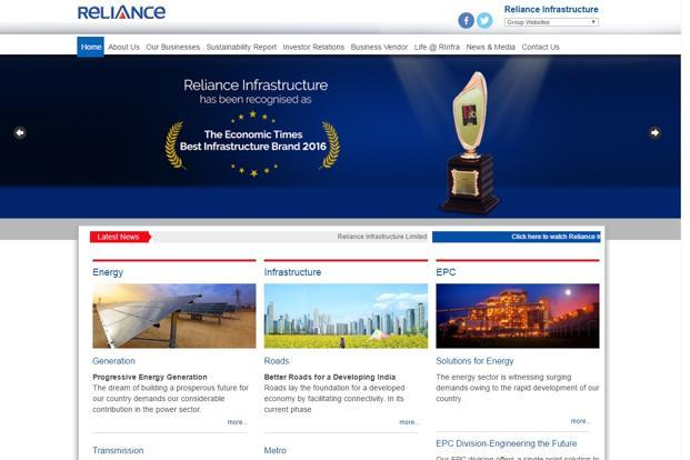 All three transmission projects are completed and revenue generating; and the entire sale proceeds will be used for debt reduction, Reliance Infrastructure said in a statement on Wednesday.