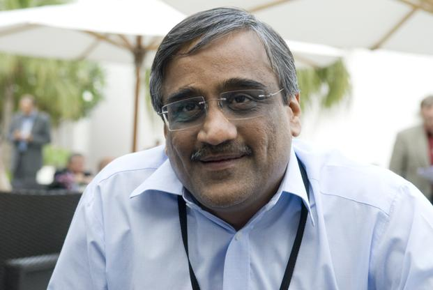 Future Group CEO Kishore Biyani says he aims to add 2.5 million square feet of retail store space in the next one year. Photo: Hindustan Times