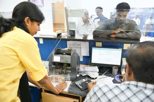 Banks may be allowed to treat so-called banking outlets on par with branches. Photo: Hemant Mishra/Mint